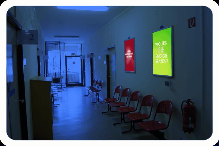 cms plakat buea rathaus kreuzberg wb02 1. Black Bedroom Furniture Sets. Home Design Ideas
